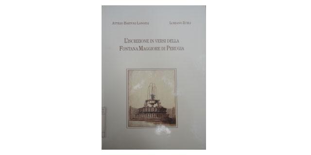 L'iscrizione in versi della Fontana Maggiore di Perugia